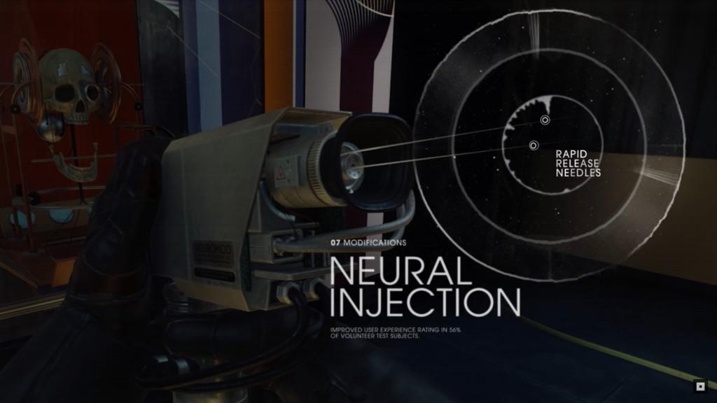 prey neural injection