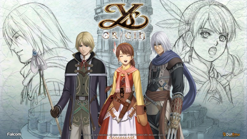 Ys: Origin Review 1