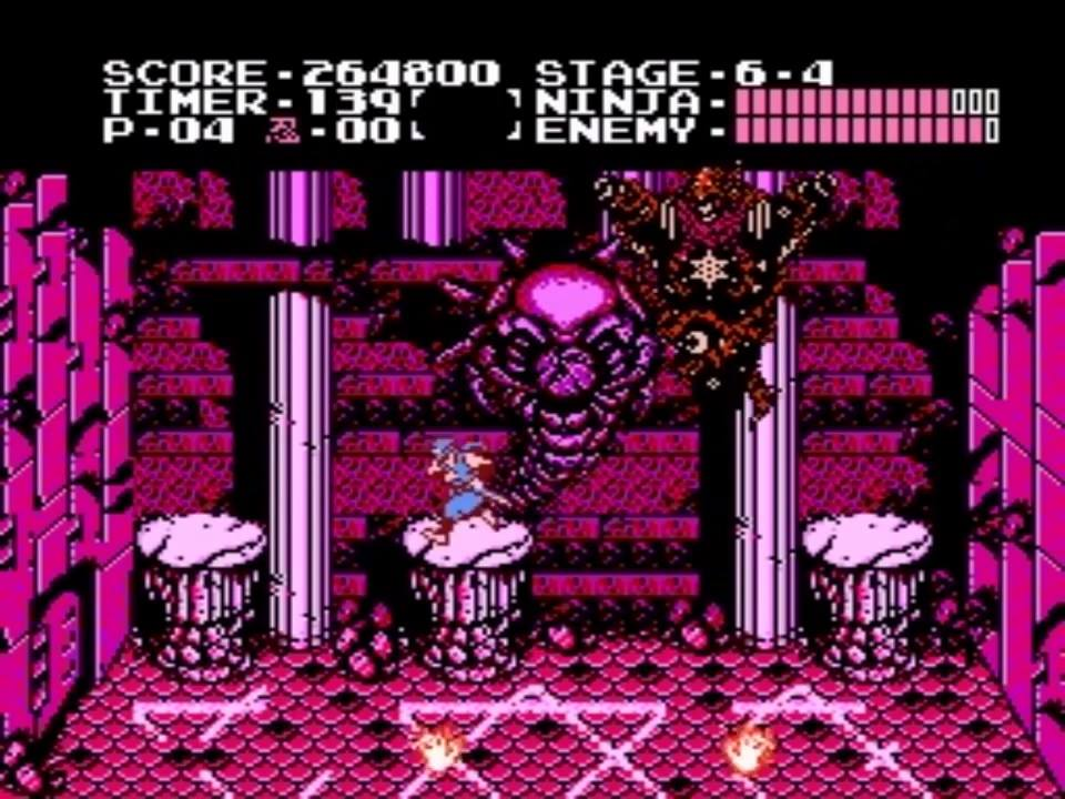 Top 10 Toughest Nes Game Bosses Hey Poor Player