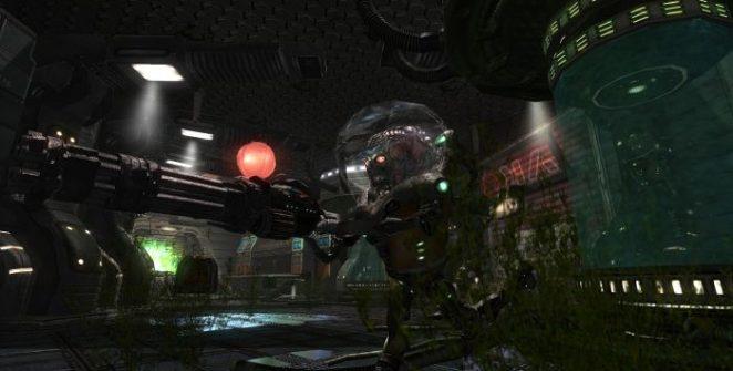 Alien Arena title