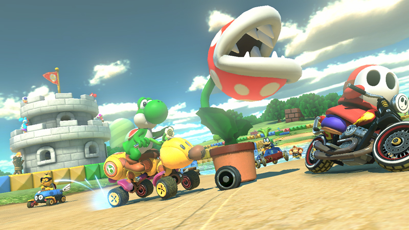 The Best 15 Mario Kart 8 Tracks Page 3 Of 5 Hey Poor Player