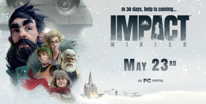 Impact Winter title