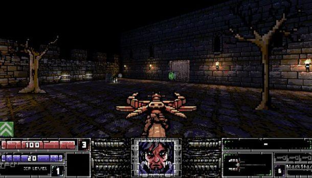 Project Warlock new screenshot
