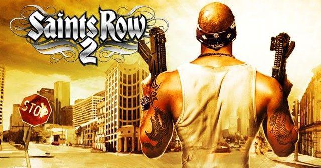 Saints Row 2 title