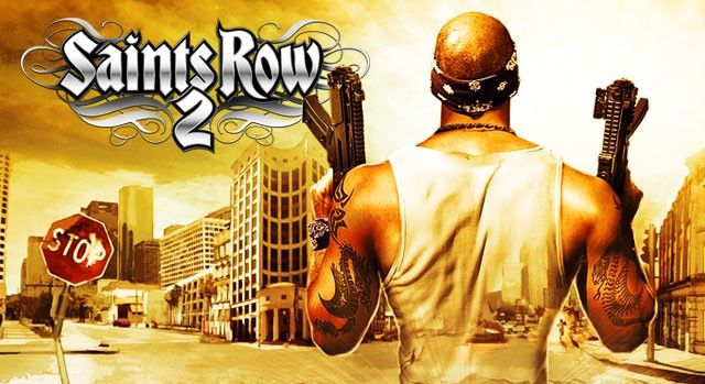 Saints Row 2 title