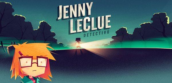 Jenny LeClue Detectivu Kickstarter