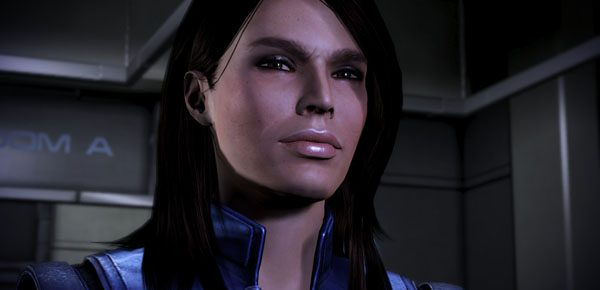 Mass Effect Romances