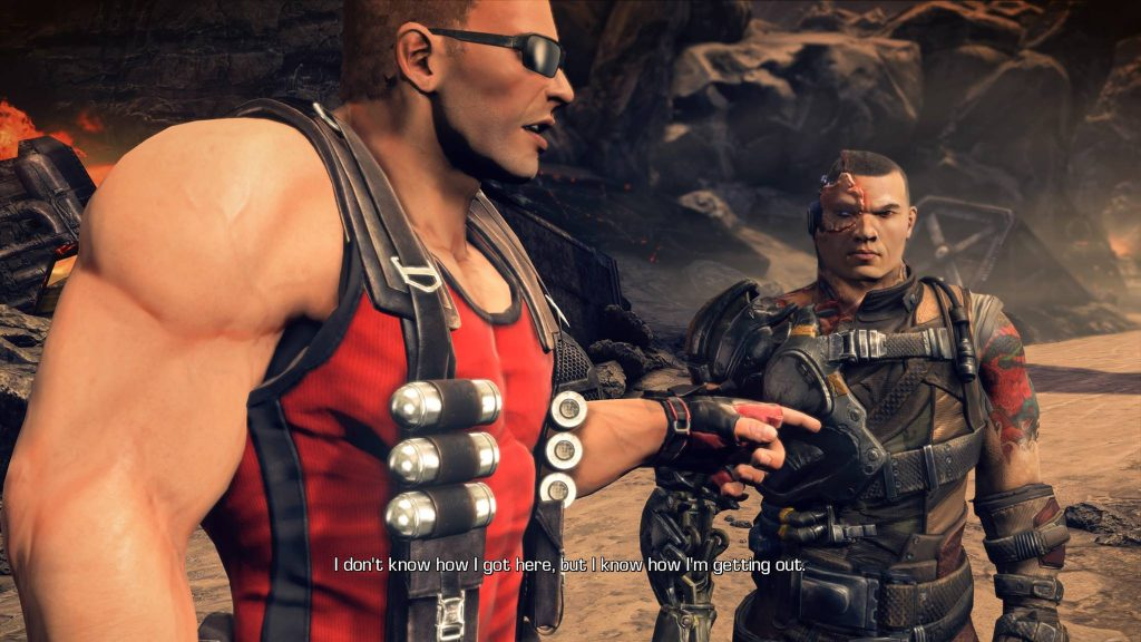 Bulletstorm: Full Clip Edition Duke Nukem