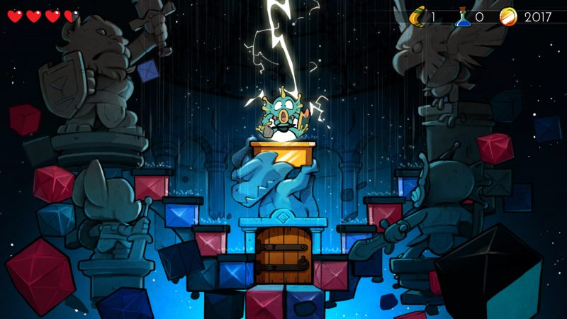 Wonder Boy: The Dragon's Trap 2