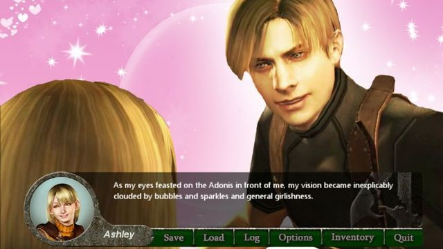 New Resident Evil 4 Parody Is An Otome Dating Game Hey Poor Player
