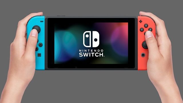 switch sales