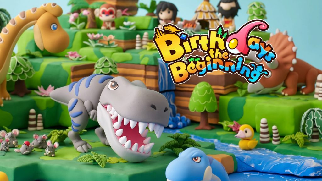 Birthdays the Beginning Banner