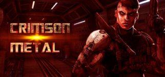 Crimson Metal title