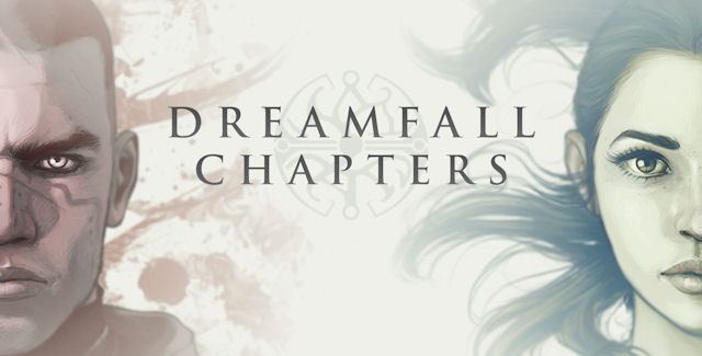 Dreamfall Chapters Banner