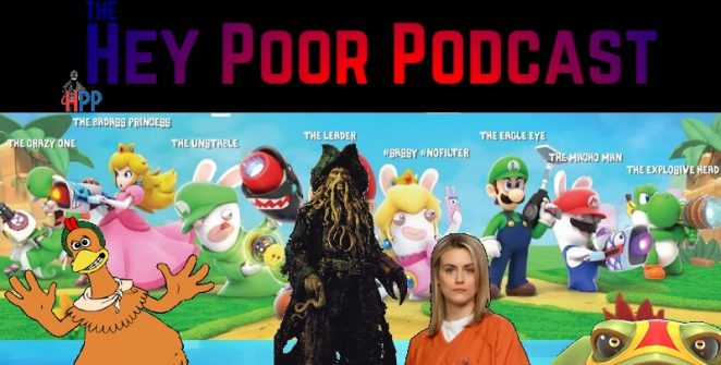 album art for Hey Poor Podcast Episode 102: The Tangent Episode