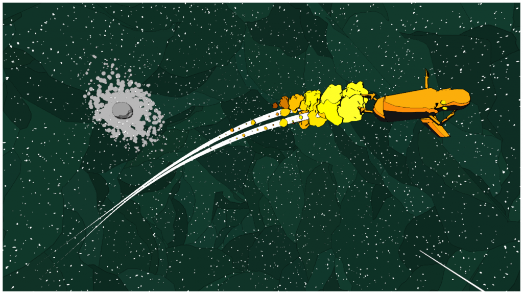 Jettomero BLAST OFF indie game