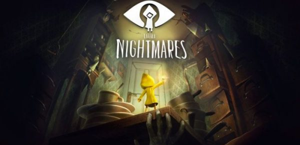 Little Nightmares Title