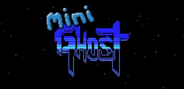 Mini Ghost Title Indie Game