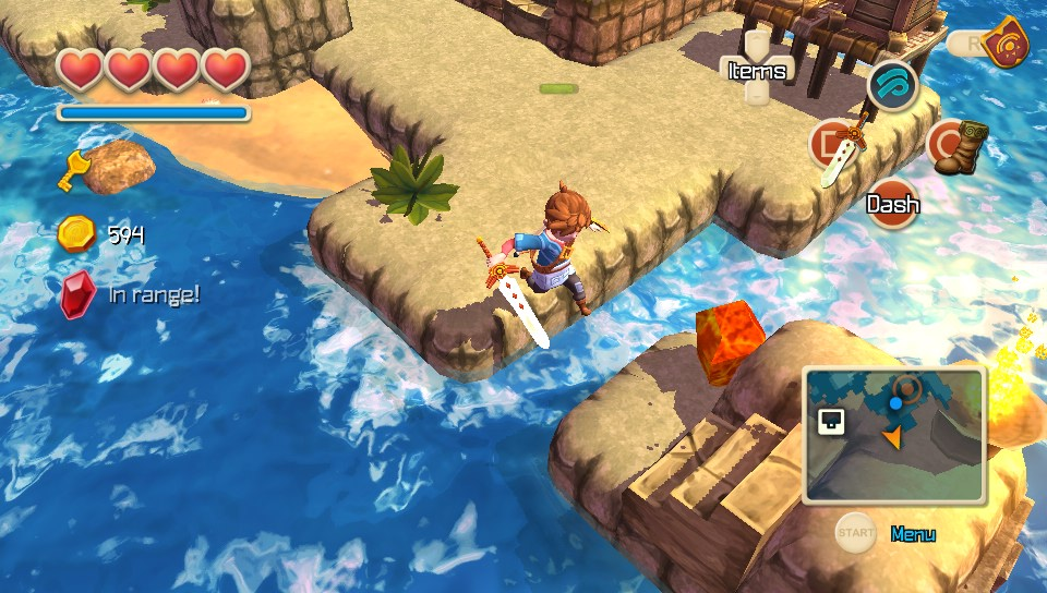 Oceanhorn: Monster of Uncharted Seas 3