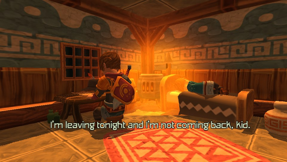 Oceanhorn: Monster of the Uncharted Seas 1