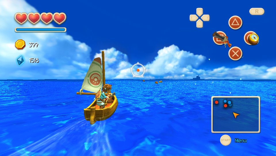 Oceanhorn: Monster of Uncharted Seas 2