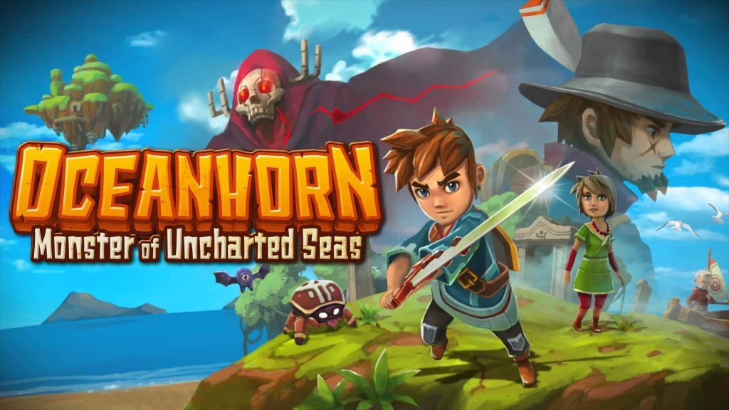 Oceanhorn: Monster of Uncharted Seas Banner
