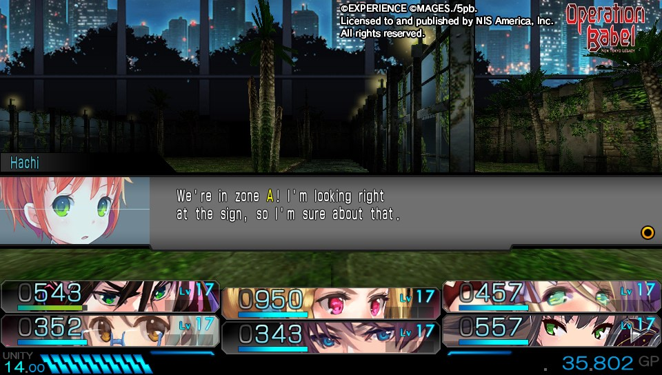Operation Babel: New Tokyo Legacy 3