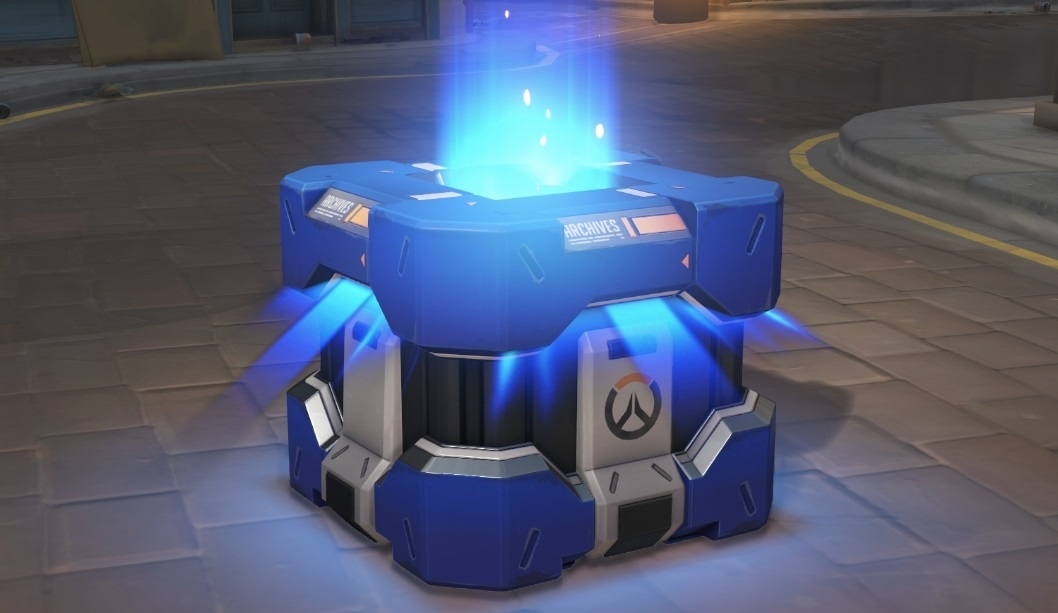 how to buy loot boxes in overwatch