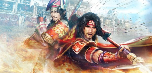 Samurai Warriors Spirit of Sanada Wallpaper