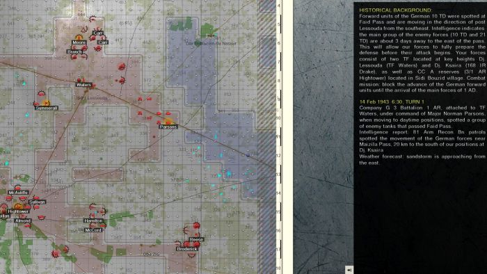 Tank Warfare - Tunisia 1943 screenshot 3