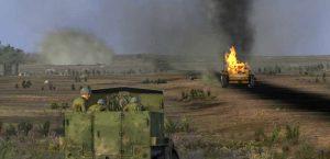 Tank Warfare: Tunisia 1943 title