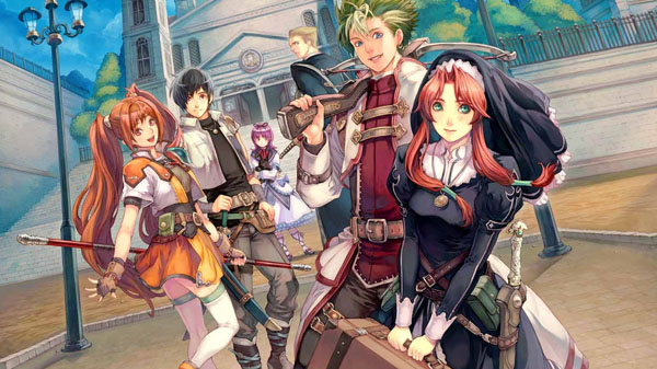 The Legend of Heroes: Trails in the Sky the Third