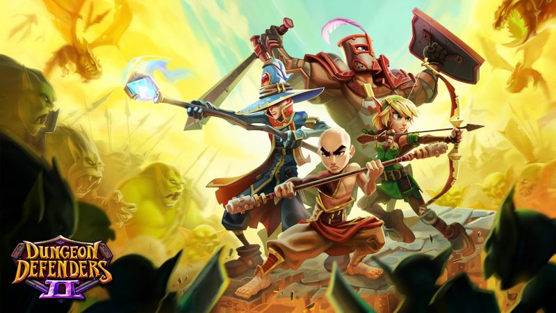 Dungeon Defenders ii Release date
