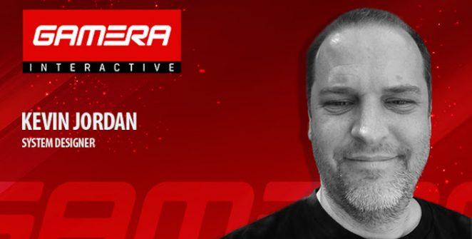 Gamera Kevin Jordan
