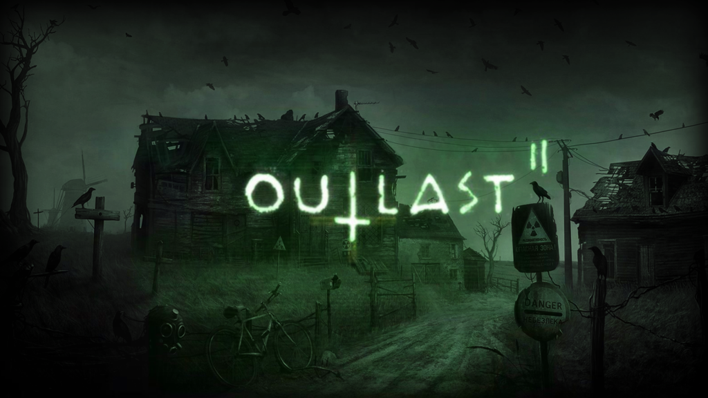 Outlast 2, PS4, Xbox One, PC