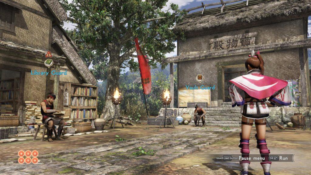 Samurai Warriors Spirit of Sanada Gameplay walkthrough