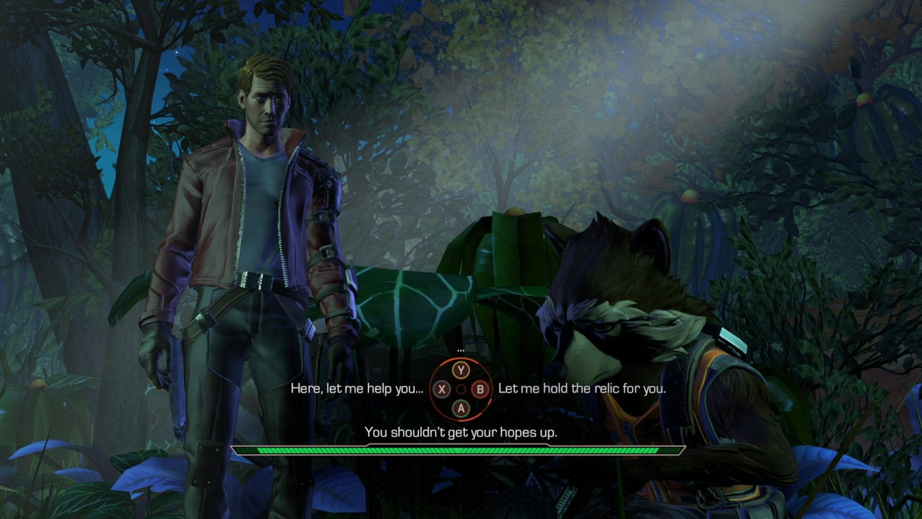 Guardians of the Galaxy: The Telltale Series Episode Two ...