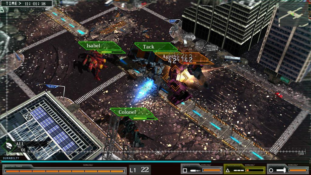 Damascus Gear: Operation Tokyo HD Edition 3