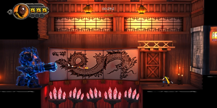 Shadow blade screenshot 3