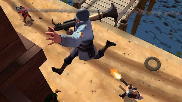 Second Opinion: The Life And Death Of TF2 - Hey Poor Player