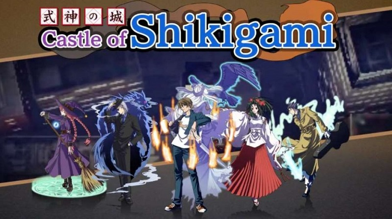 Castle of Shikigami