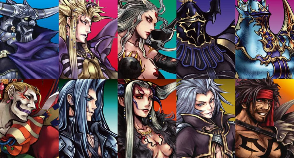 Final Fantasy villains