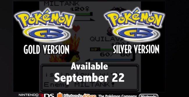 pokemon gold & silver