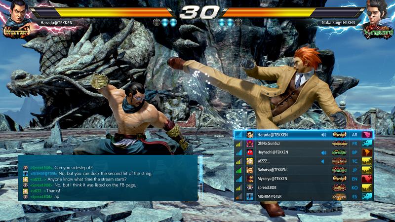 Tekken 7 online