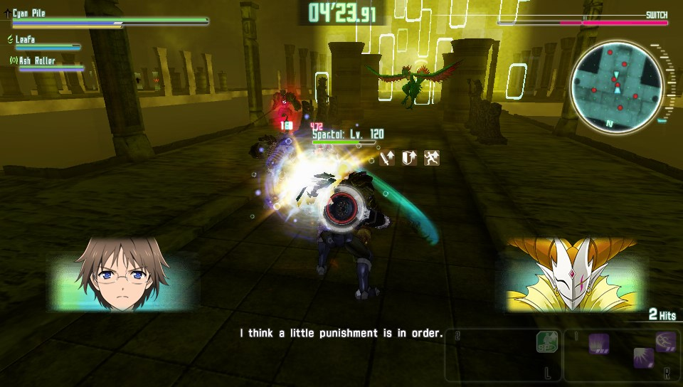 Accel World VS Sword Art Online: Millennium Twilight 4