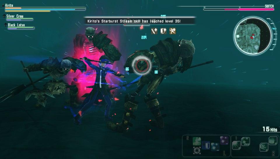 Accel World VS Sword Art Online: Millennium Twilight