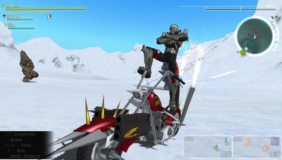 Accel World VS Sword Art Online: Millennium Twilight 6
