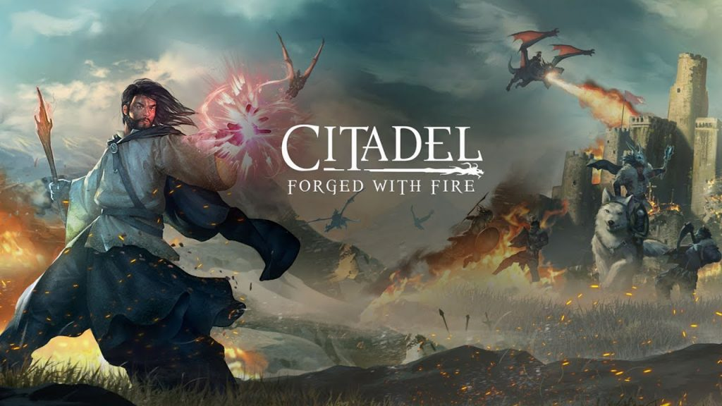 Citadel Forged With Fire Title