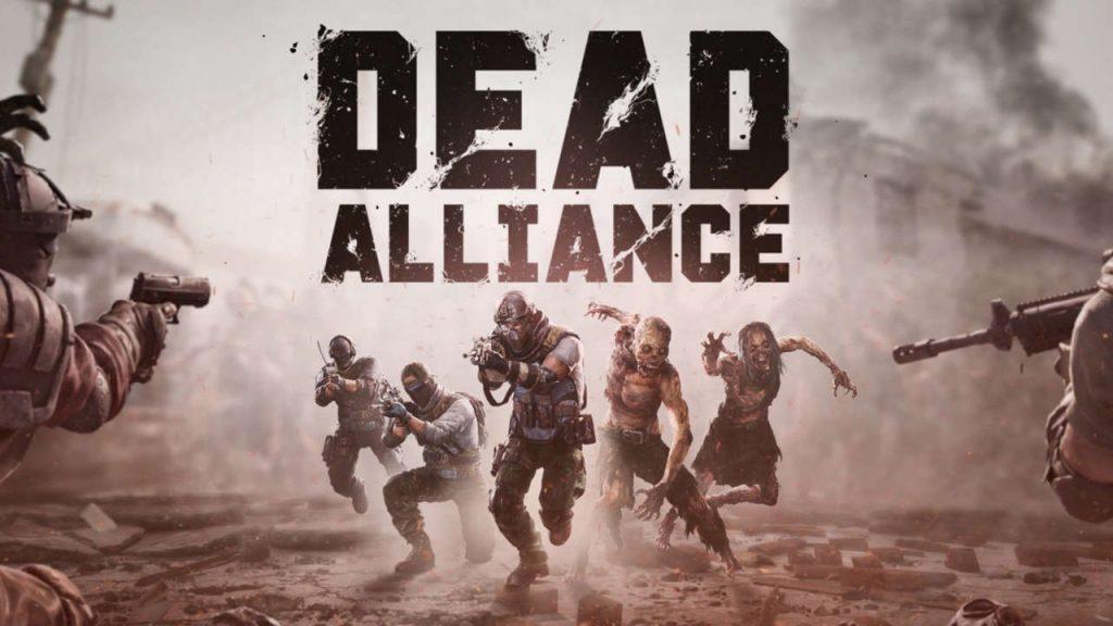 Dead Alliance Banner