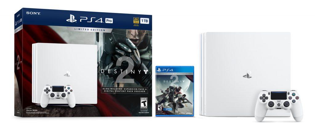Glacier White PS4 Pro